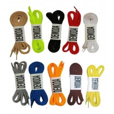 Demoda Multi Shoe Laces-Pack of 10